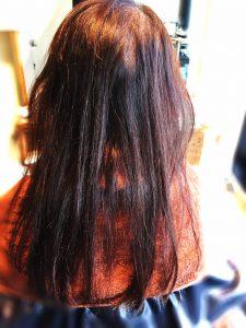 の 乾燥 頭皮