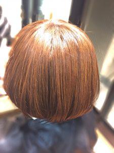 髪質改善 クセ毛 トリートメント