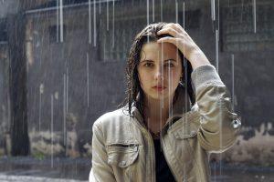 梅雨 クセ毛