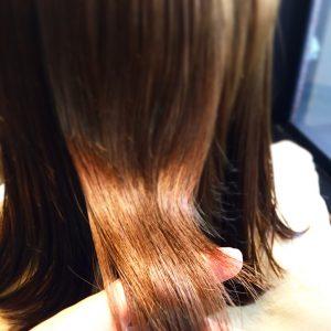 髪の修復 神戸 トリートメント