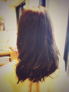 岡山 備前 美容院 白髪