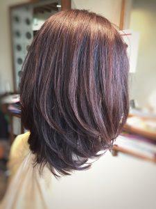 絶壁 ハチ張り 髪型 ヘアスタイル