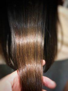 髪のツヤ感 取り戻す方法 年齢 アンチエイジング