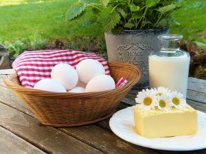 バター 糖質 健康 アトピー