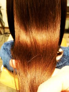 ダメージ修復 クセ毛 ツヤ 髪質改善