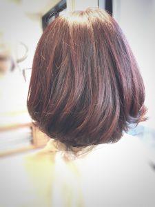 暗くなりすぎた髪を明るくしたい 神戸