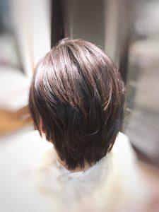 男性縮毛矯正 神戸 明石 自然なストレート