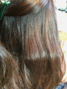 クセ毛 剛毛 硬い多い太い ストレート