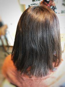 剛毛 多量 髪が多い ヘナ