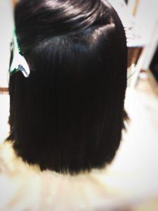 縮毛矯正 メンテナンス ツヤ感の出し方