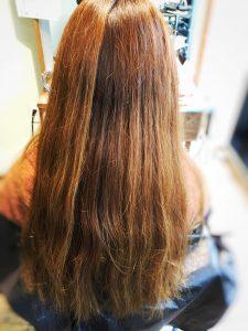 赤穂 カットカラー ハイライト 脱毛症