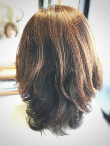 クセ毛を生かす 髪質改善 神戸
