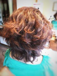クセ毛を生かす髪型 宝塚