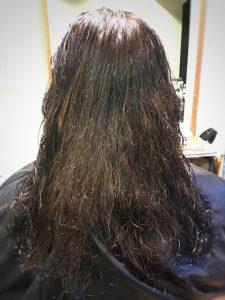 デジタルパーマ 痛み チリチリ ビビリ毛