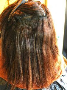 リシオ 縮毛矯正 ビビリ毛