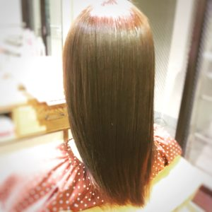 髪質改善 クセ毛 神戸 トリートメント