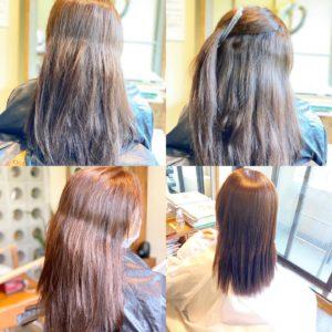 ビビリ毛を治す方法