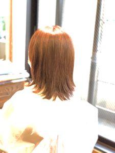 髪質改善 くせ毛 縮毛矯正