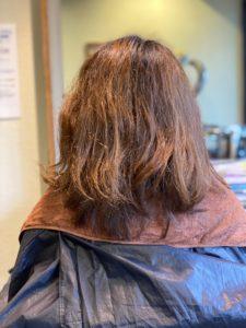 髪質改善トリートメント 痛む
