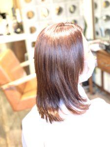 髪質改善トリートメント くせ毛 痛む