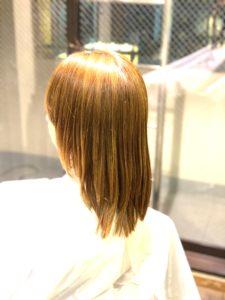 40代 うねり毛