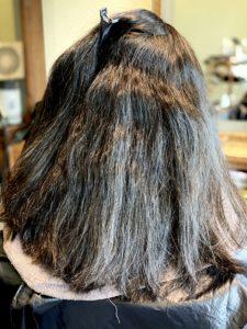 中学生 髪質改善ストレート